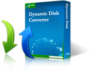 Dynamic Disk Converter 3.5 Pro Edition
